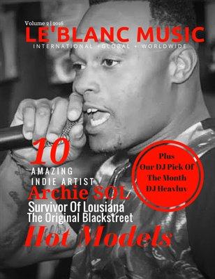 Le'Blanc Music Vol. 2