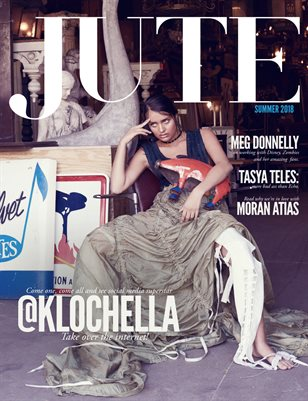Jute Magazine Summer 2018