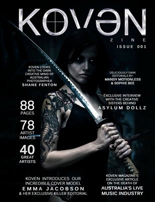 KOVEN Magazine - Issue 001