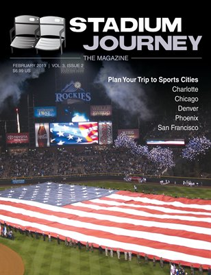 Stadium Journey Magazine, Vol. 3 Issue 2
