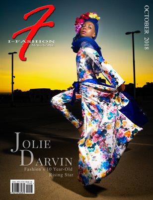 i-Fashion Magazine October 2018 (Kids)