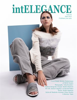 intElegance magazine issue 56 - April 2019 Celebrate Your Style