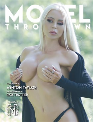 Model Throwdown 60 Ashton Taylor Cover