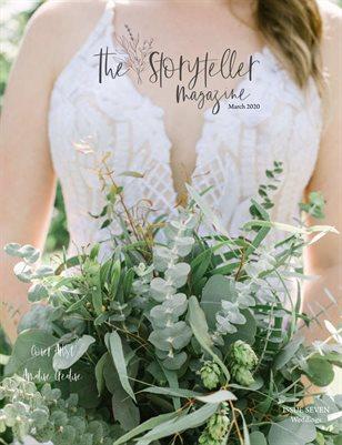 The Storyteller Magazine Issue 7 Weddings
