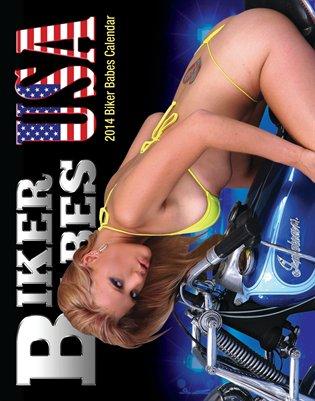 2014 Biker Babes Calendar