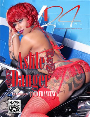 Stack 24 Pictorial Issue10 Ashle Danger Cover