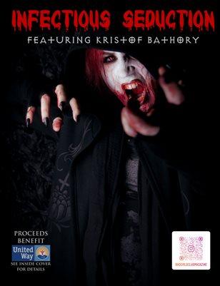 Infectious Seduction - Bloody, Veiny Vampire with Kristof Bathory | Bad Girls Club