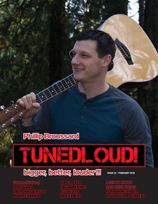 TunedLoud Magazine February 2018