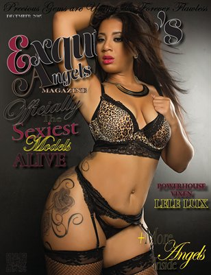 December 2015 Issue - Lele Lux
