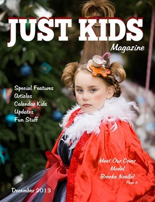 Just Kids Magazine December 2013