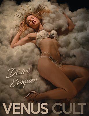 Venus Cult No.33 – Désiré Èvoquer Cover