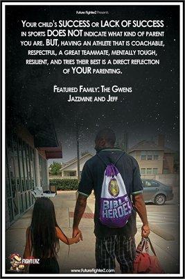 Jeff & Jazzmine Parenting - Poster