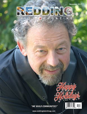 Redding Talent Magazine December 2017 Edition