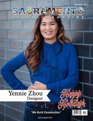 Sacramento Talent Magazine December 2017 Edition