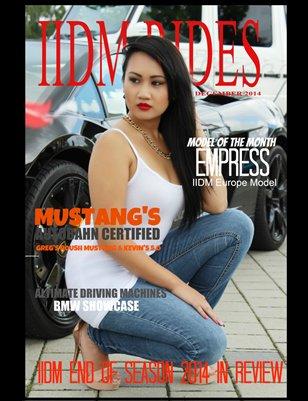 IIDM Rides - December 2014 Issue