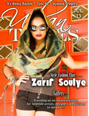 July 2014: ZSFG California Issue