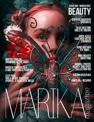 MARIKA MAGAZINE BEAUTY (MARCH - ISSUE 668)