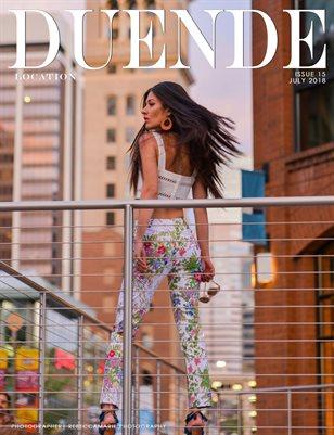 Duende Magazine _ Issue 15