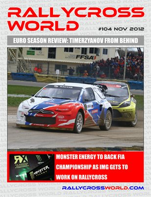 Rallycross World #104, November 2012