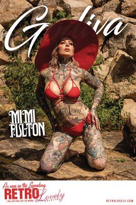 GODIVA No.20 – MiMi Fulton Cover Poster