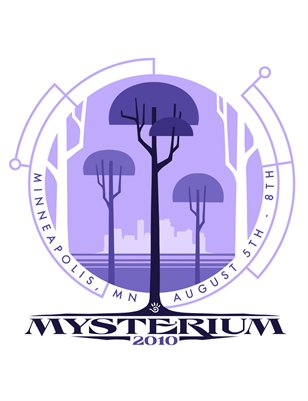 Mysterium 2010 Convention Book