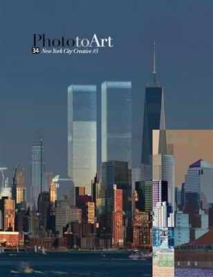 #34 NYC Creative FIVE