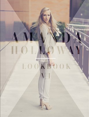 Amanda Holloway - Lookbook V1