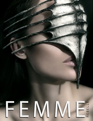 Femme Rebelle Magazine FEBRUARY 2018 - BOOK 2 - Dennis Ostermann Cover