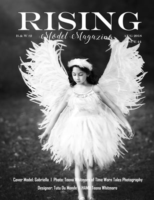 Rising Model Magazine Issue #44