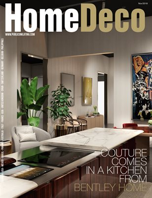 HOMEDECO Magazine - Nov 2018 - #4