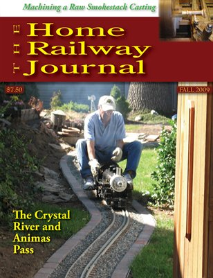 Home Railway Journal: FALL 2009