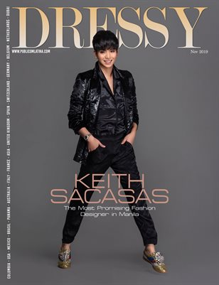 DRESSY Magazine - Nov/2019 - Issue #10