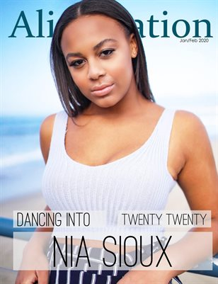 Alist Nation  magazine Feb 2020