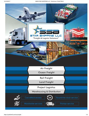 Freight Logistic Solution in Dubai