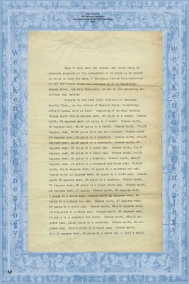 (PAGES 1-2) No.2520 Davidson County, In the Court of Civil Appeals, Boyd Roberts vs. T.B. Hazelwood, April 1916