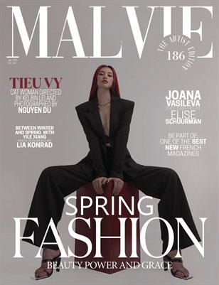 MALVIE Magazine The Artist Edition Vol 186 April 2021