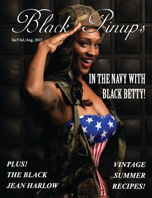 Black Pinups Issue 9