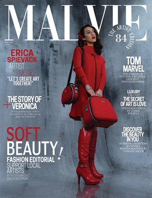 MALVIE Mag The Artist Edition Vol 84 December 2020