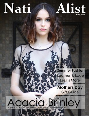 Nation-Alist Magazine May 2015