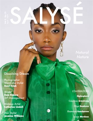SALYSÉ Magazine | Vol 5 No 31 | April 2019 |