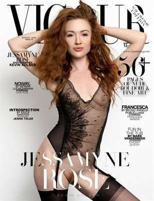 NUDE & Boudoir | August Issue 10