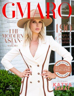 GMARO Magazine September 2019 Issue #05