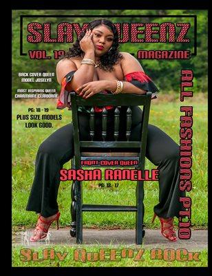 Slay Queenz Magazine Vol.19 'ALL FASHIONS' Pt.10