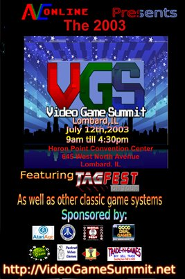 2003/2004 VGS Poster