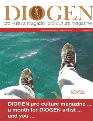 DIOGEN pro art magazin special No. 5. January ART 2011