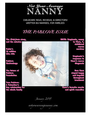 NYAN Magazine: The Pablove Issue
