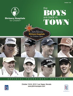2010 Justin Timberlake Shriners Hospitals for Children Open
