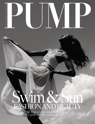 PUMP Magazine - The Swim & Sun Edition - July 2018