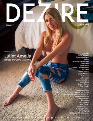DEZIRE Issue 27