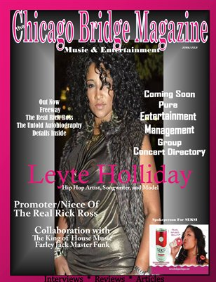 The Chicago Bridge Magazine Leyte Holliday/Tastee